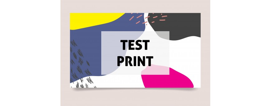 SPECIAL : TEST PRINT
