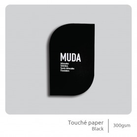 Touche Series Business Card: Single Side Printing (100pcs per QTY)
