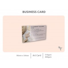 Business Card Art Card