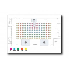 PLAN PRINTING : COLOUR - A2 Size