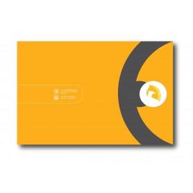 CORPORATE FOLDER : Normal Card - Single Side Print