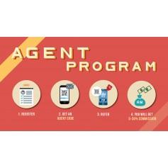 Agent Program: Registration