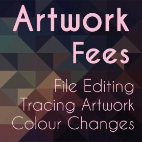 DESIGN: ARTWORK FEE