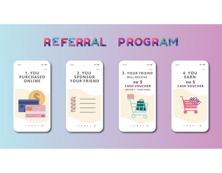 iPrintec Referral Program