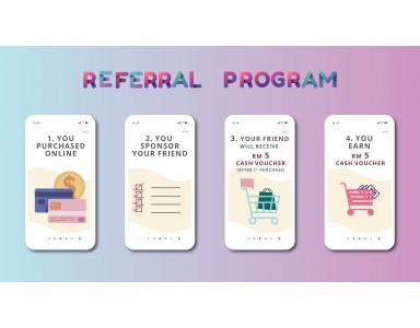 iPrintec Referral Program